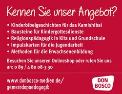 donbosco-medien.de Fachverlag für Frühpädagogik und Religion